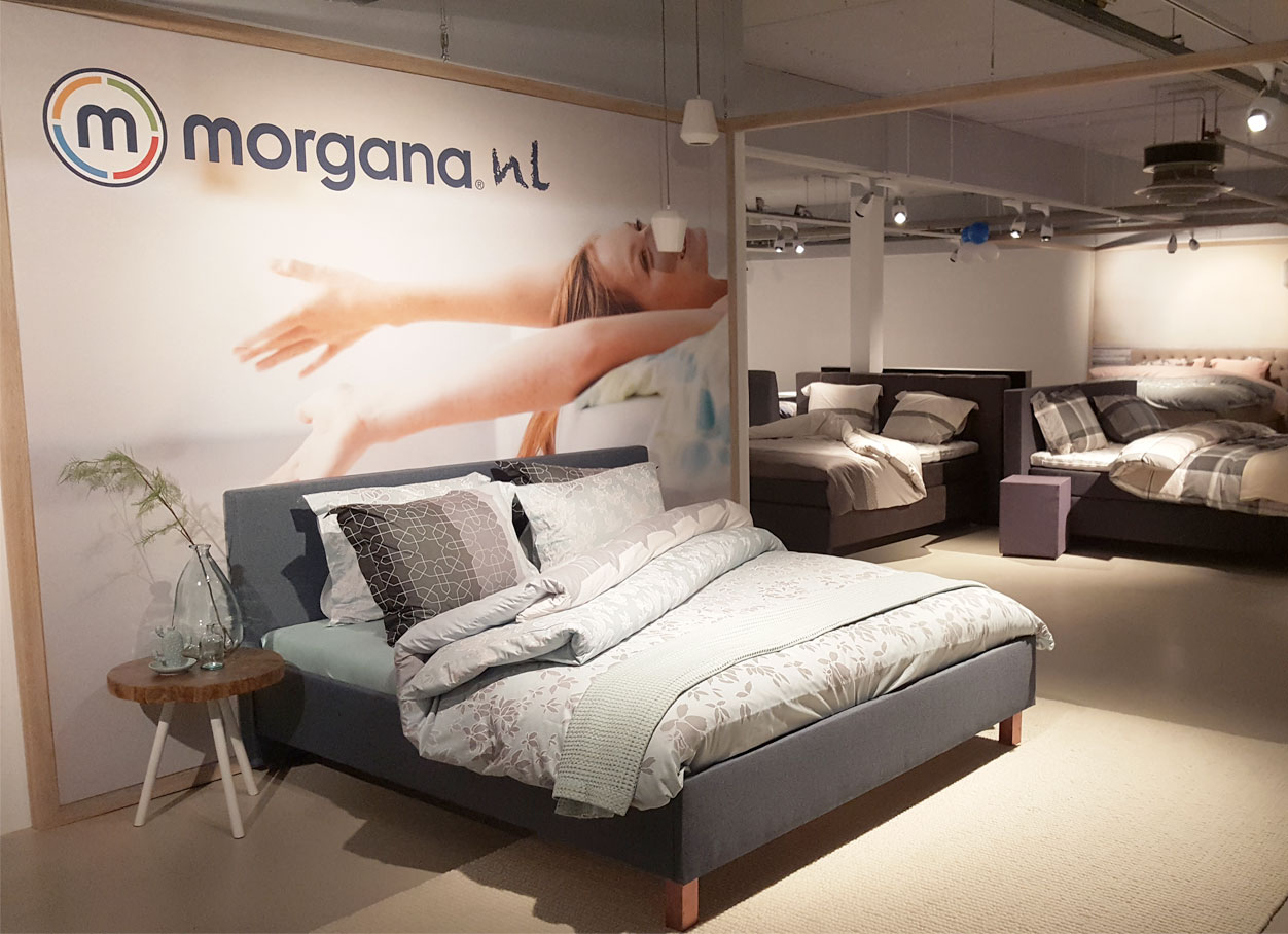 Morgana Arnhem showroom