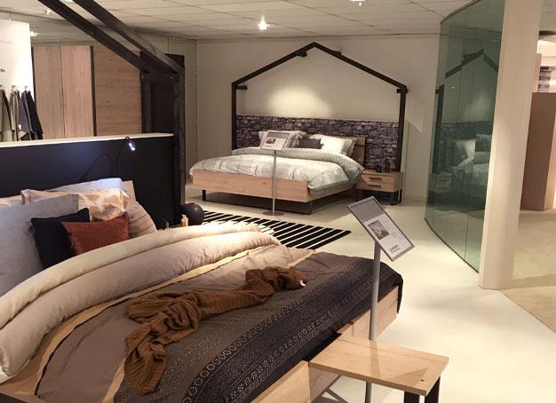 Morgana Asten showroom