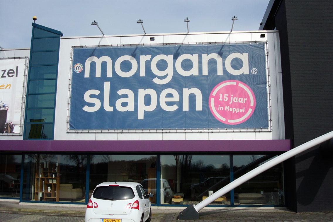 Ingang Morgana Meppel