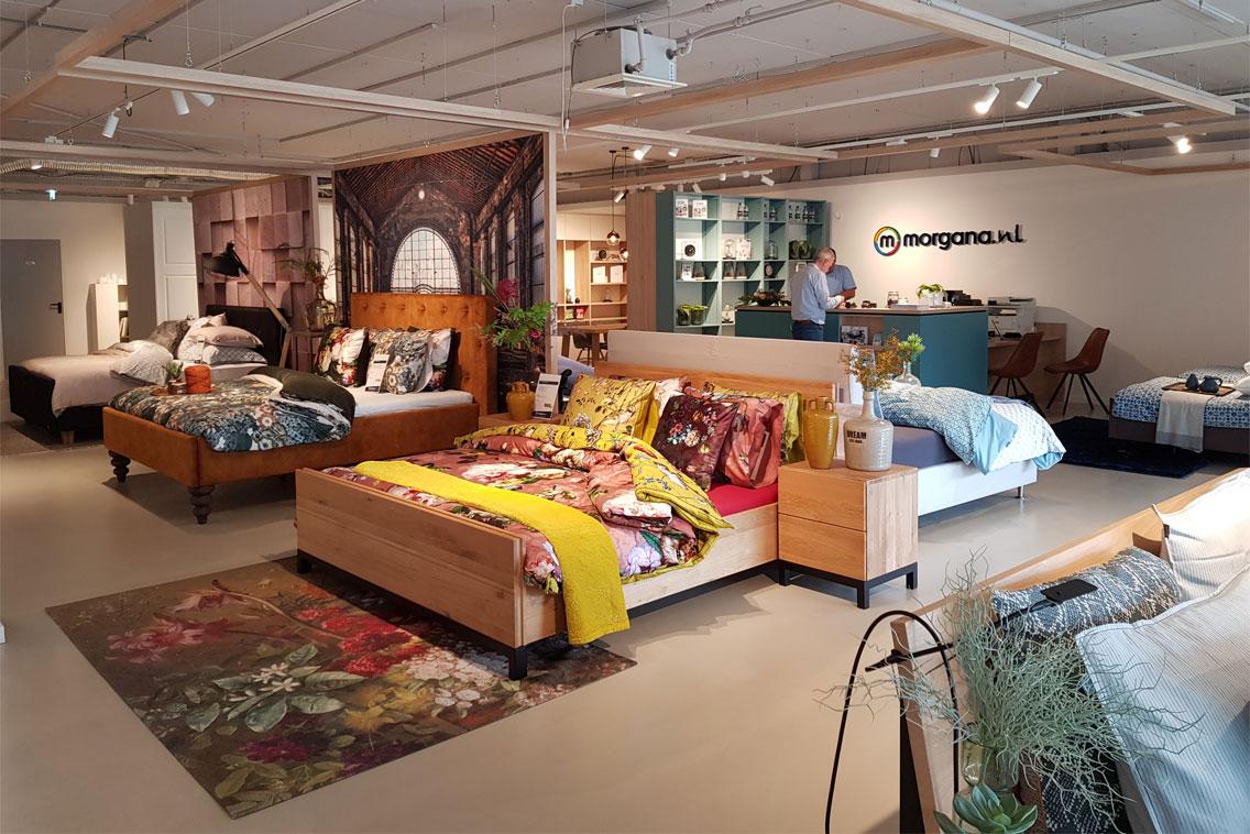 Morgana Breda showroom