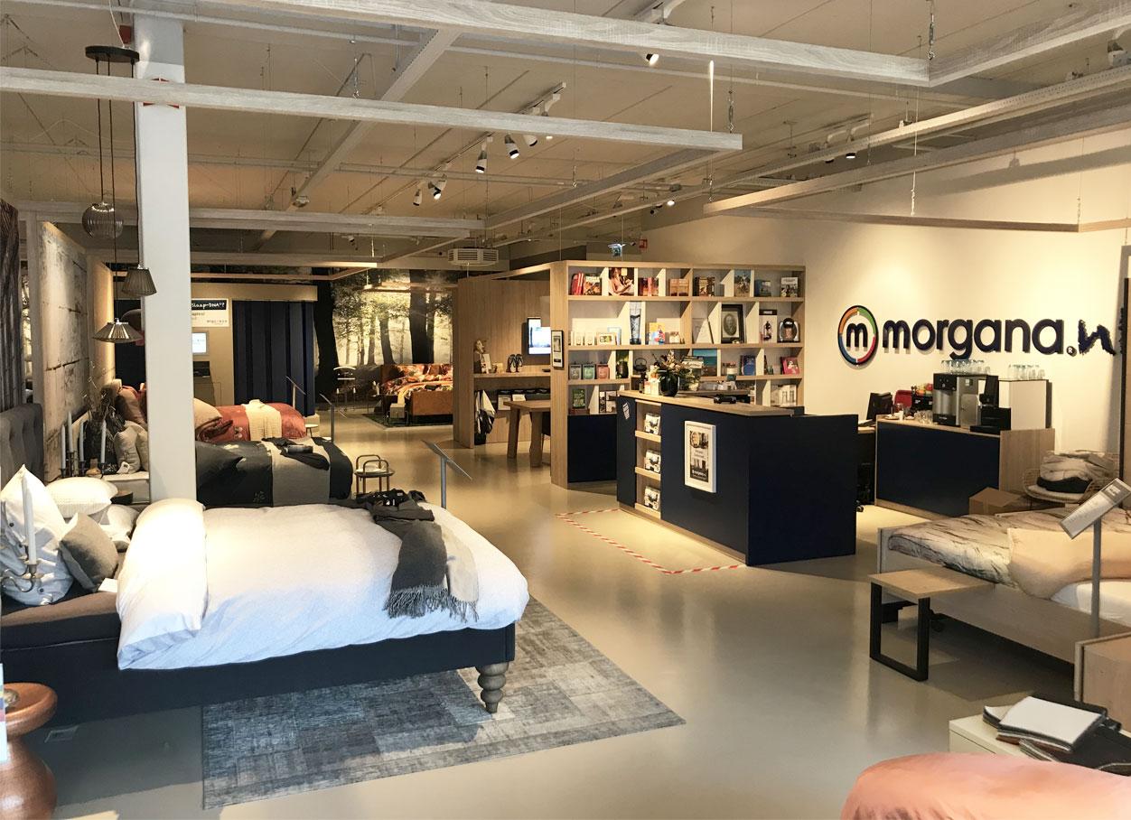Morgana Doetinchem showroom