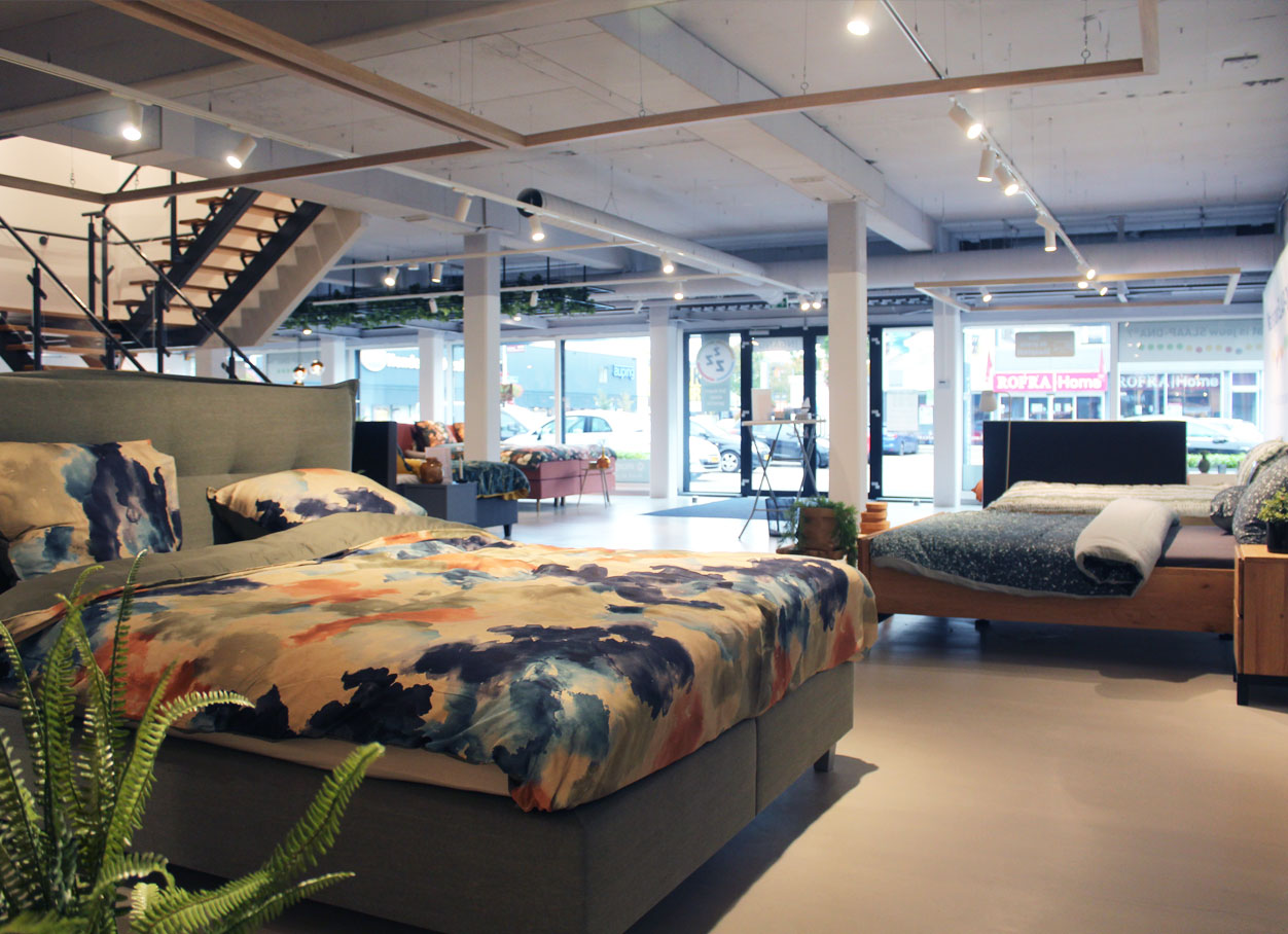 Morgana Utrecht showroom