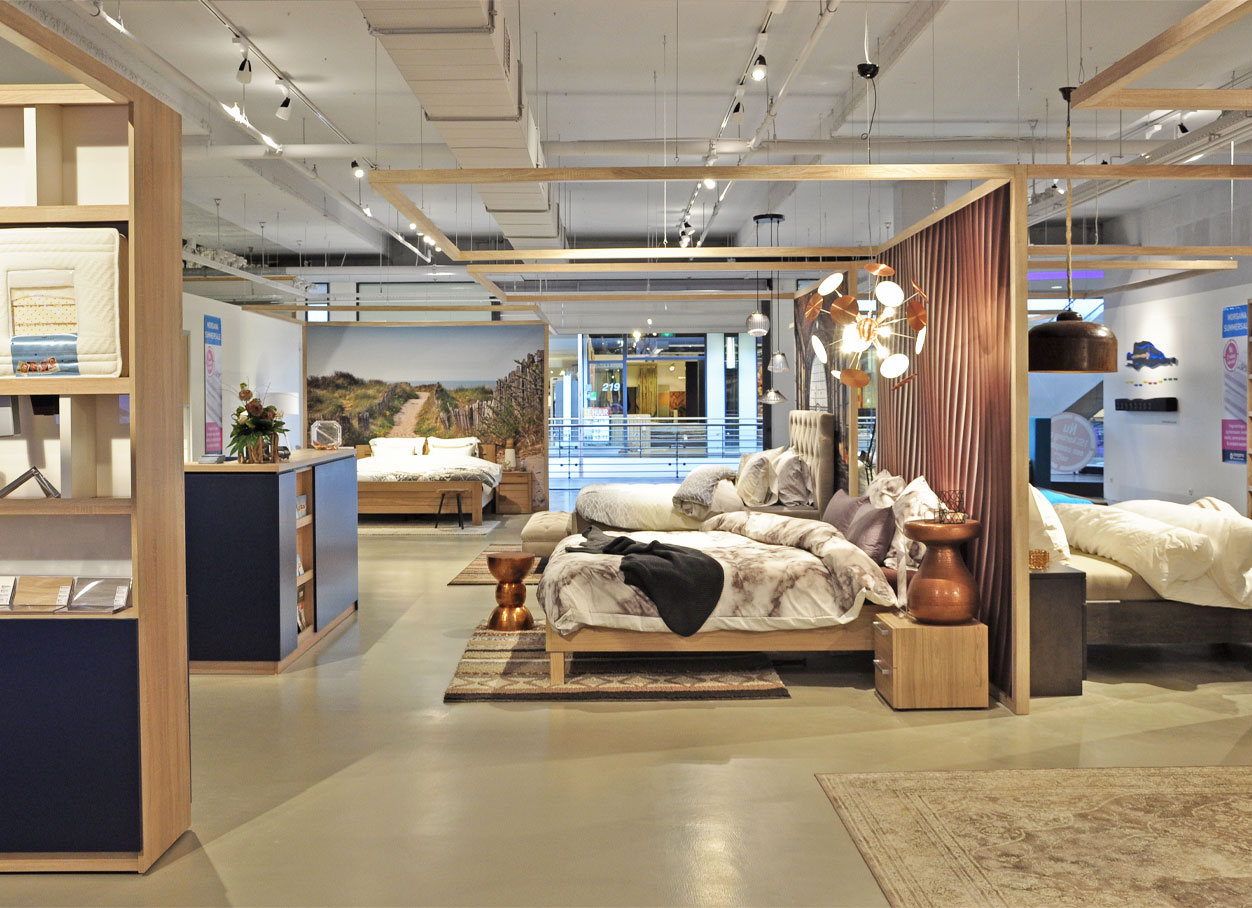 Morgana Rotterdam showroom