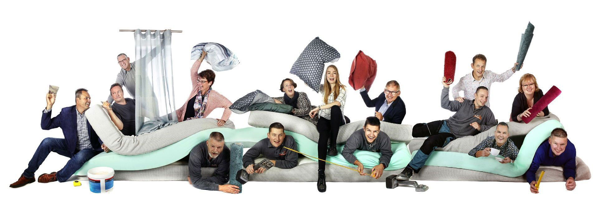 Morgana Waddinxveen teamfoto
