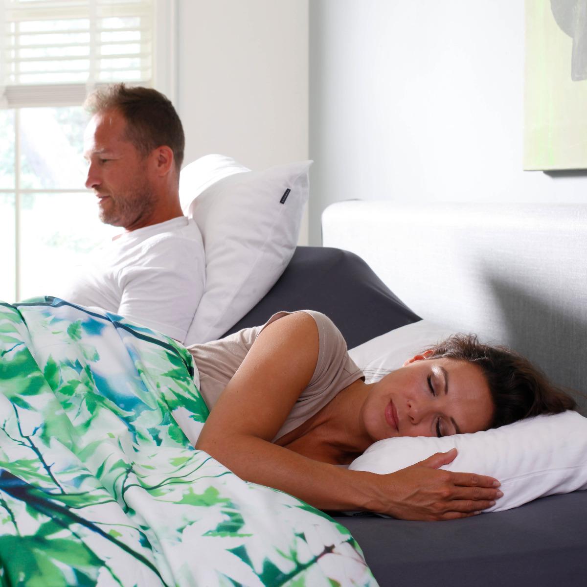 4 slaaptips om beter te slapen naast je partner!