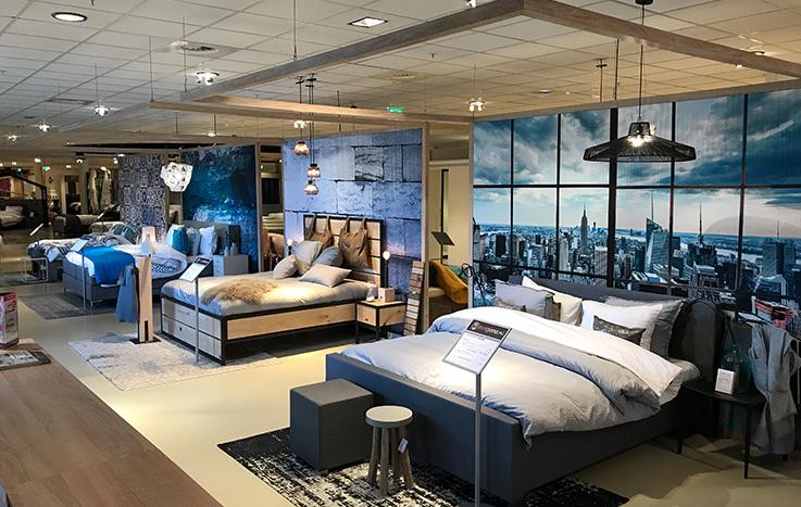 Morgana Veenendaal showroom